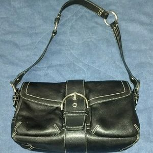 Coach leather purse 3653 Soho